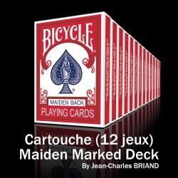 Cartouche (12 jeux) Cartes...