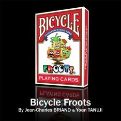 Cartes à jouer Bicycle Froots