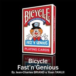 Cartes à jouer Bicycle...