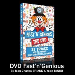 DVD Fast'n'Genious