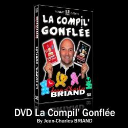 DVD LA COMPIL' GONFLÉE