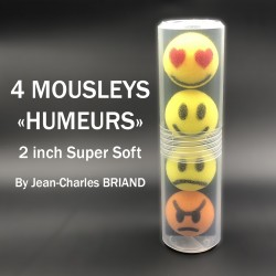 "Mousleys ""Humeurs"" 2inch..."