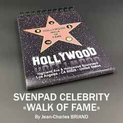 "SVENPAD CELEBRITY ""WALK OF..."