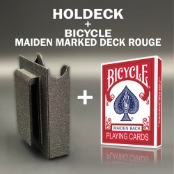 HOLDECK + BICYCLE MAIDEN...