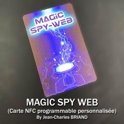 MAGIC SPY WEB