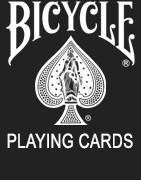 Cartes à jouer Bicycle pour Magiciens Professionnels