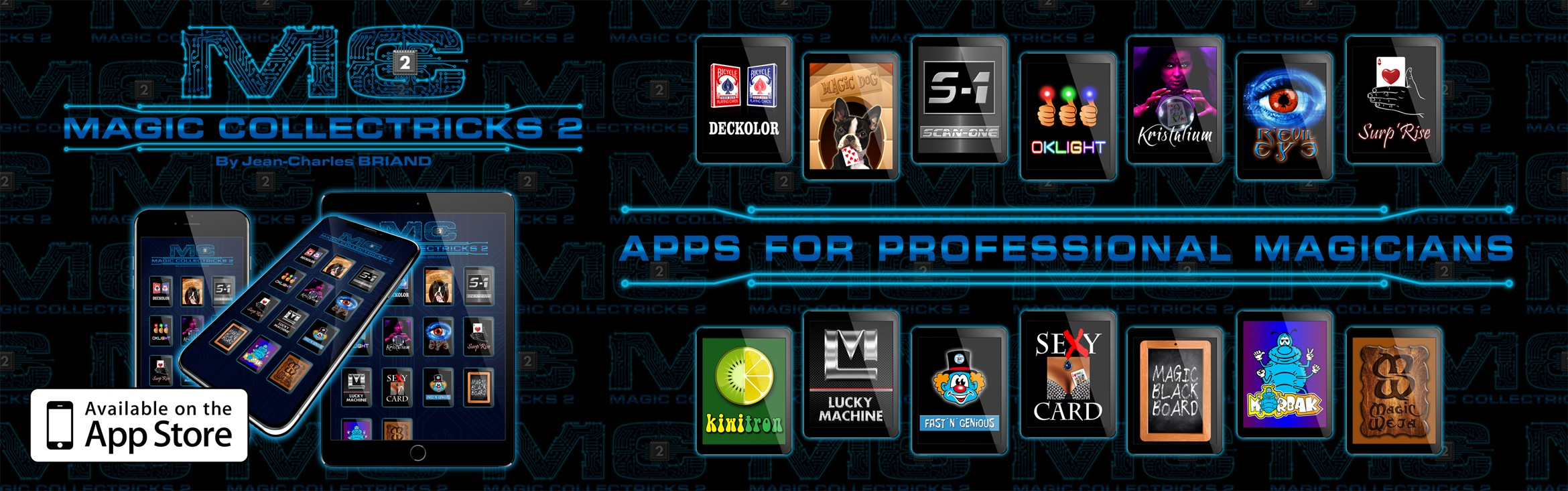 application-pour-magicien-apps-magicians-digital